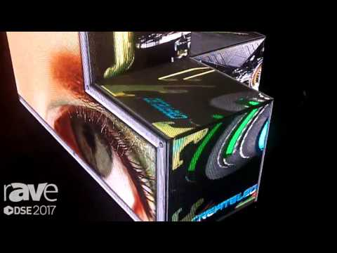 DSE 2017: CreateLED Talks About AirMAGICBOX Customizable Display