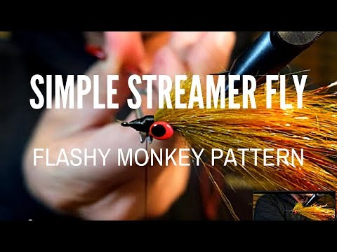 Fly Tying - A Quick, Easy and Effective Streamer Pattern