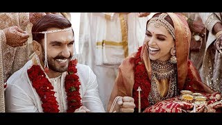 MARRIED: Deepika Weds Ranveer   Wedding Candid Moments