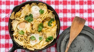 How to Make Eggs on Potato Chips for Camping | Sunset