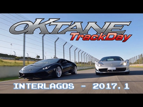 [Vídeo Oficial] Oktane TrackDay - 2017.1 - Interlagos