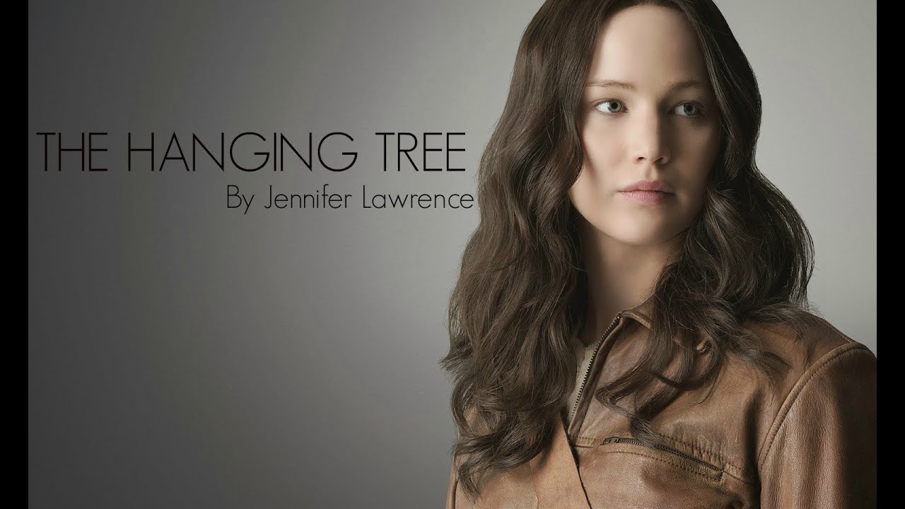 The hanging tree by jennifer lawrence official track the hunger
