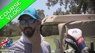 REDCLIFFE GOLF CLUB COURSE VLOG with GRAHAM ARNOTT PART 1