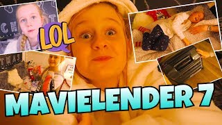 MAVIELENDER 7 Koffer packen Adventskalender VLOGMAS 🎄 MaVie