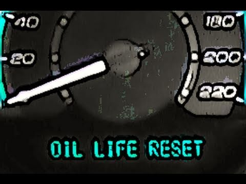 How To Reset Oil Life Monitor on a Chevy (2008 Malibu)