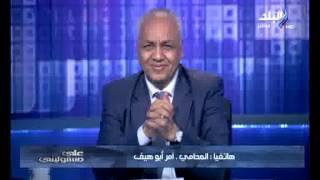 مصطفى بكري: خلي أحمد موسى يتسجن..ولتكن حربًا