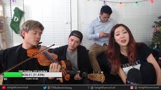 OFFLINE TV & FRIENDS JAM SESSION ft. sleightlymusical, tjbrownmusic, yellowpaco, & fuslie