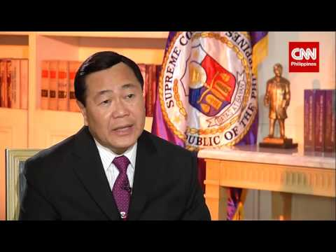 EXCLUSIVE: Carpio on South China Sea dispute