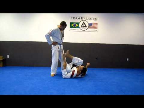 BJJ: 2 Easy Guard Recovery Drills Image 1
