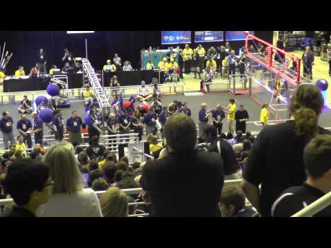 2014 Curie Division FRC Champs – Awards Ceremony 2