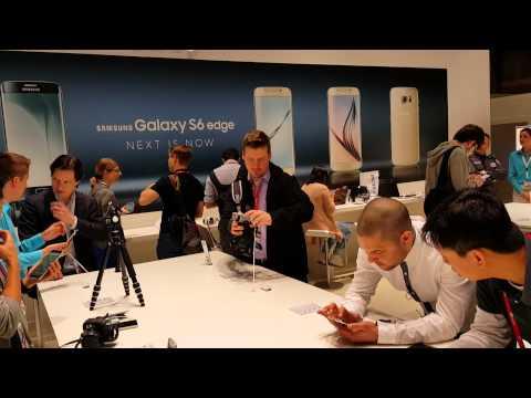 Samsung Galaxy S6 Edge 1080p Video Sample video