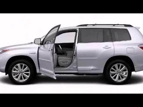 2012 Toyota Highlander Hybrid Video