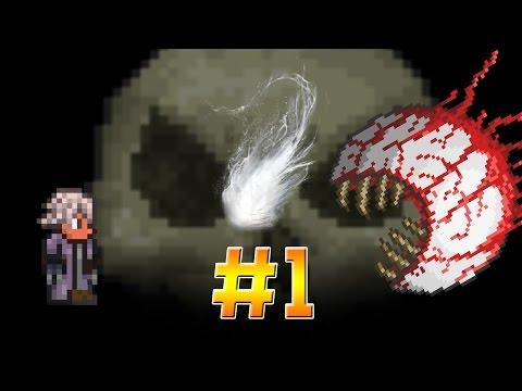 ТЕМНАЯ ДУША || Terraria Dark Souls MOD #1