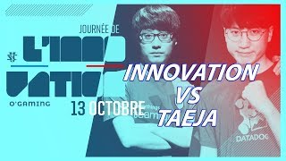 O'Gaming Innovation vs  Liquid TaeJa Show mach 1º