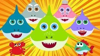 Baby Shark Song Original Baby Shark Challenge Nursery Rhymes Songs for Children