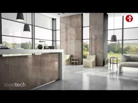 Steeltech by Casalgrande Padana