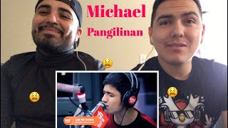 "Download Lagu Reaction to Wish Bus 107.5 Michael Pangilinan ""Lay Me Down"" Gratis STAFABAND"