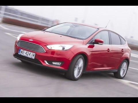 Ford Focus 2014 1.5 EcoBoost - TEST
