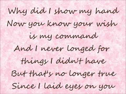 Faith Hill - Since I Laid Eyes On You