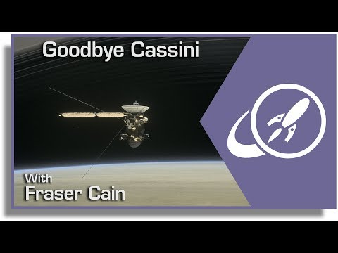 Farewell Cassini: The Grand Finale and the Final Images of Saturn