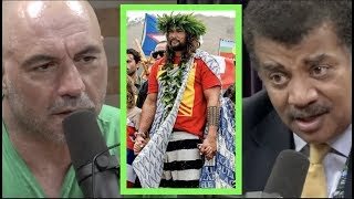 How Neil deGrasse Tyson Feels About the Hawaii Telescope Protests | Joe Rogan