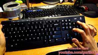 Logitech Wireless Combo MK260 Keyboard and Mouse - Review (Part 2)