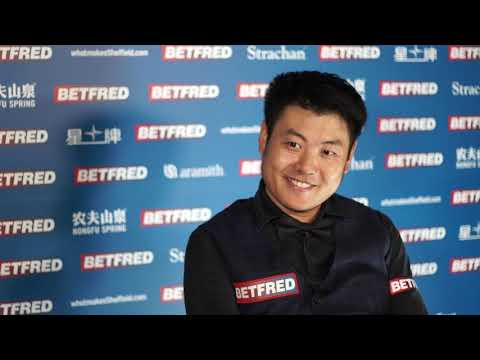 Liang's Ton In Decider Secures Crucible Place For 7th Time | Betfred World Championship Qualifiers