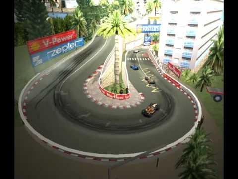 monaco gp map. Rosberg crash Monaco gp F1