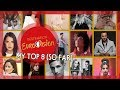 Destination Eurovision 2019 My Top 8 So Far mp3