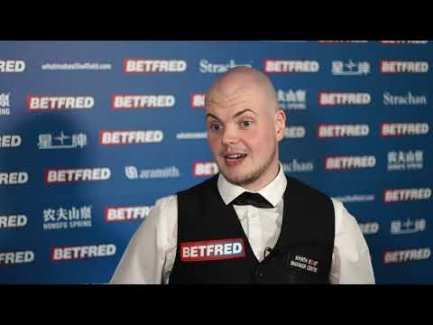 Crucible Debutant Slessor Wants The Rocket! | 2020 Betfred World Championship Qualifiers