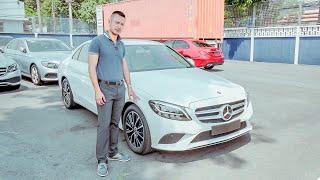 Trải nghiệm nhanh Mercedes C200 đời 2019 giá từ 1,5 tỷ đồng | XEHAY