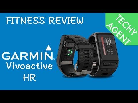 Garmin Vivoactive HR - Fitness REVIEW