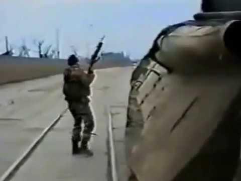 Уникальные кадры гибели Пермского и Березниковского ОМОНА Март 1996 г.
