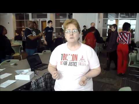 Ivy Tech Community College South Bend One Billion Rising 2014