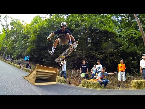 Central Mass 5: Longboard Fest with Original Skateboards