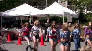 Concurso de bikini Strokers dallas 2008