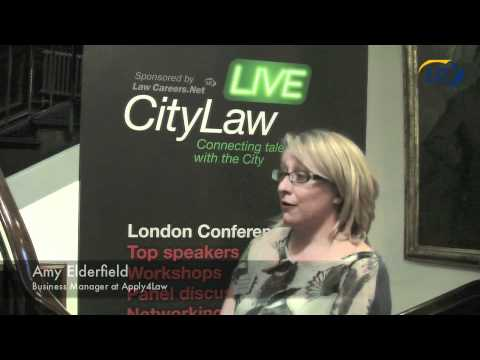 Top tips for landing a vacation scheme or training contract. The LC.N team interviews CityLawLIVE 2012 presenters and other attending lawyers and recruiters....