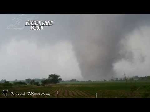 May 19th, 2013 - Deadly close range Shawnee, OK violent tornado