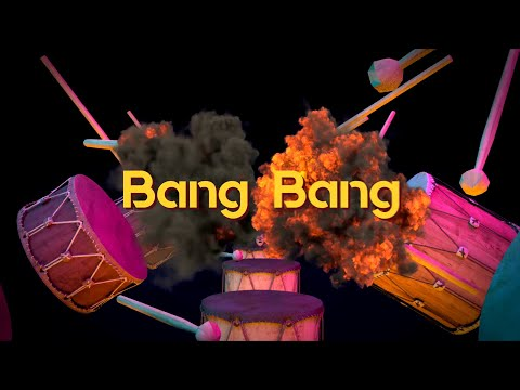 APR.15 2020 | HAN-KUN – BANG BANG (Lyric Video Short ver.)
