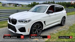 "Is The 2020 BMW X3 M Competition A True ""M"" Car?"
