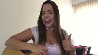 Rapariga não   João Neto e Frederico feat  Simone e Simaria Cover   Marcela Ferreira