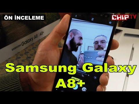 Samsung A8 Plus Ön İnceleme - Akıllı Telefon