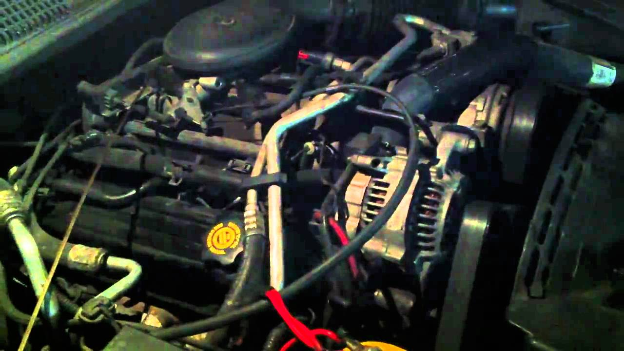 Jeep Zj Grand Cherokee 5 2l Dying 3 22 11 Youtube