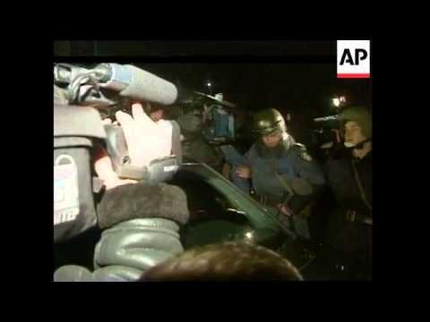 Opposition leader released from jail