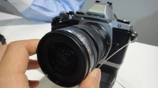Olympus OM-D Mirrorless Camera With Electronic Viewfinder #DigInfo