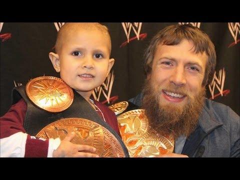 WWE honors Connor Michalek