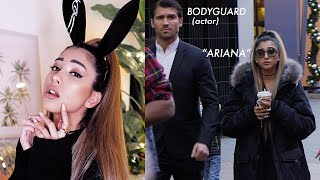 ARIANA GRANDE LOOK-A-LIKE PRANKS LA