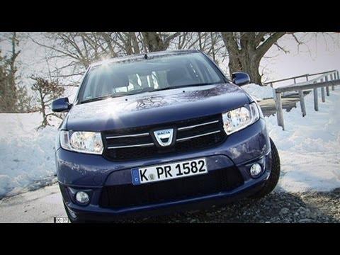 Auto-Test Dacia Sandero TCe 90