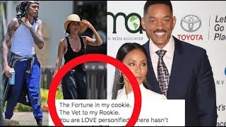 Will Smith Might Need To Fight August Alsina.(August Writes Lovely Post To Will's Wife Jada Pinkett)