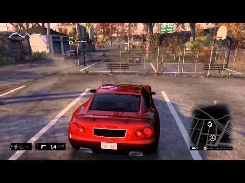 Геймплей игры Watch Dogs - 14 Minutes Gameplay для Xbox One